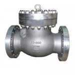 Bolted Bonnet Swing Check Valves