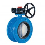 Double flange Butterfly Valves short Type