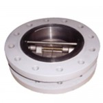 Dual Plate Check Valves Flanged Type