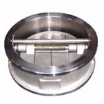 Dual Plate Check Valves Wafer Type