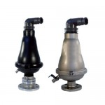 Nero Raw & Sewage Water Air Valves