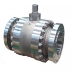 Trunnion Mounted Ball Valves - Side Entry - Three Piece Body