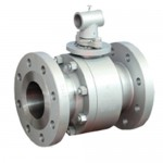 Trunnion Mounted Ball Valves - Side Entry - Two Piece Body